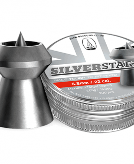 BSA Silver Star .22 Pellets